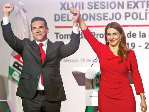 Moreno: El PRI no será ni satélite ni comparsa del gobierno federal