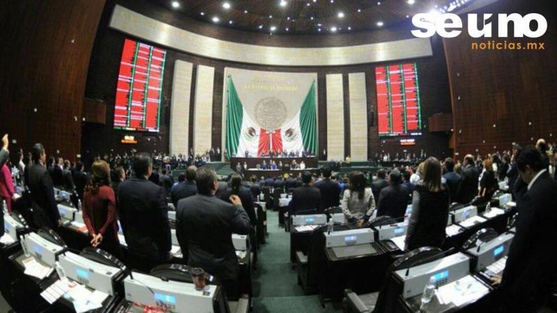 El Pleno de la Cámara de Diputados aprobó este martes el dictamen por el que se reforman y adicionan diversos artículos de la Constitución en materia de revocación de mandato y consulta popular.