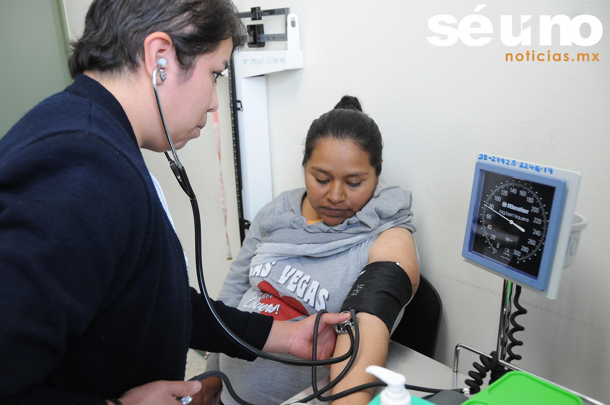 Reconocen mexiquenses rehabilitación de Centros de Salud