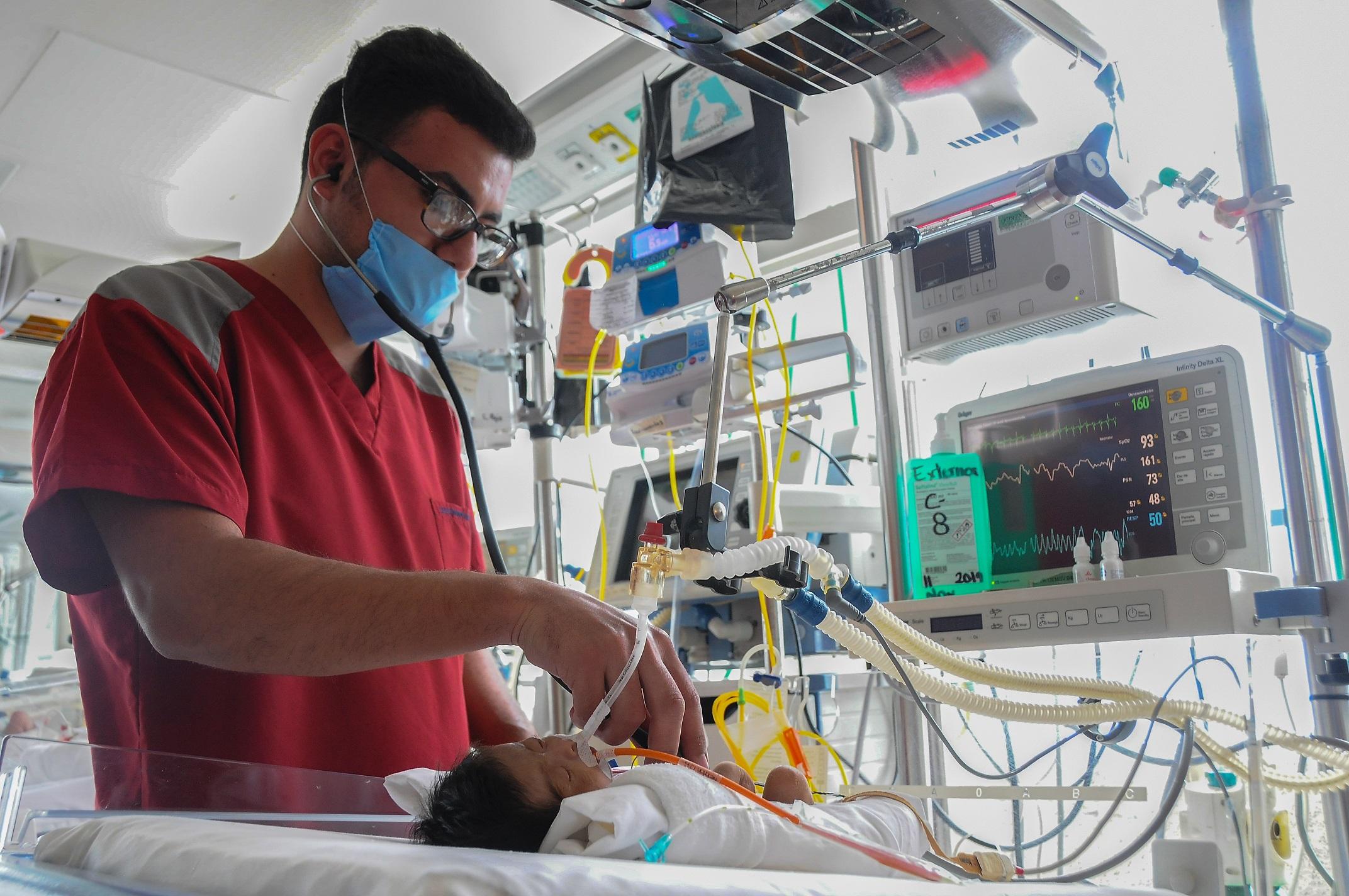 Convoca Edoméx a posgrados de enfermería neonatal y perinatal