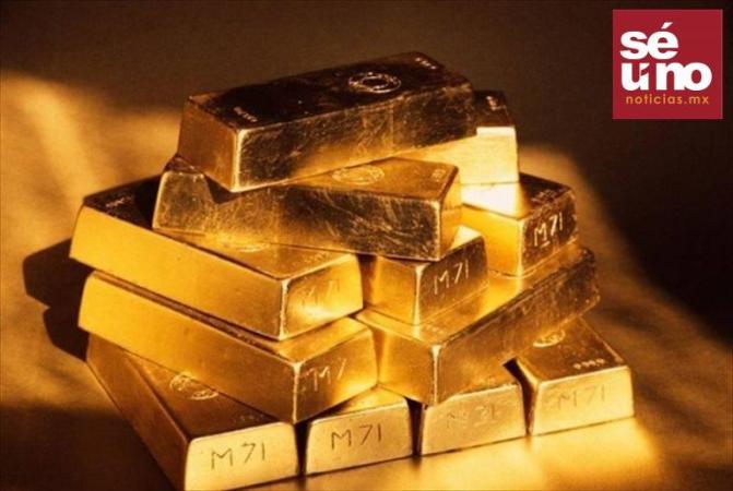 47 lingotes de oro con un valor mayor a 500 millones de pesos es lo que se robó un grupo de sujetos armados al asaltar un camión de valores en una carretera de Sonora.