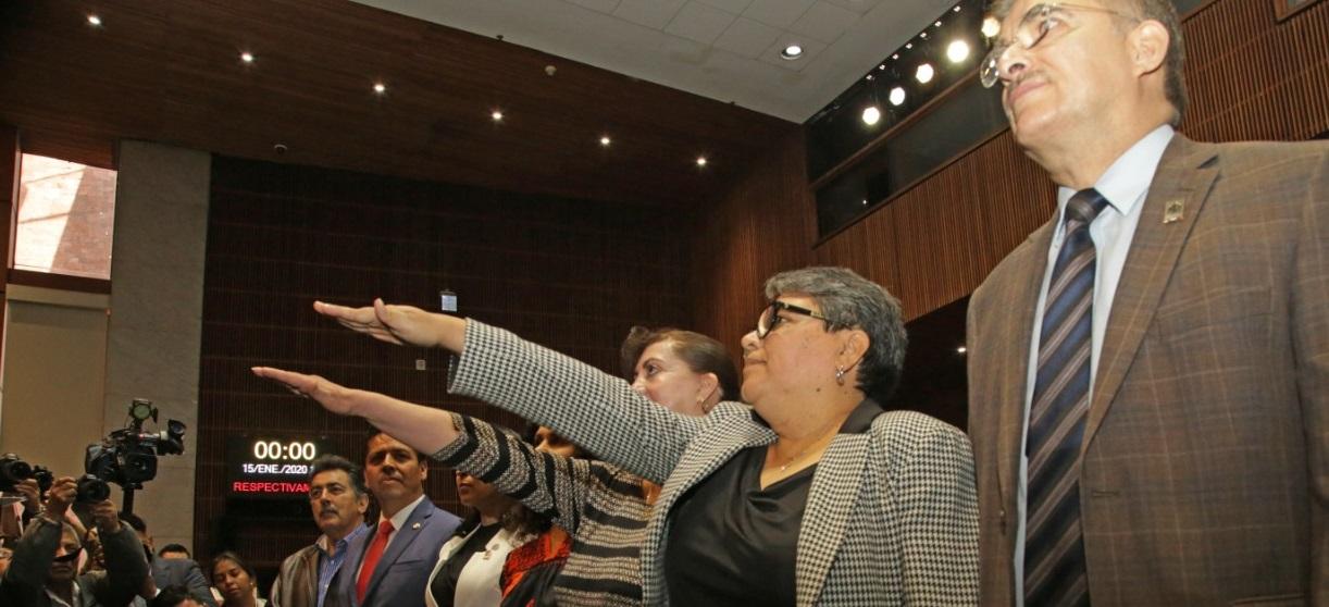 Ratifican a Raquel Buenrostro Sánchez como titular del  SAT