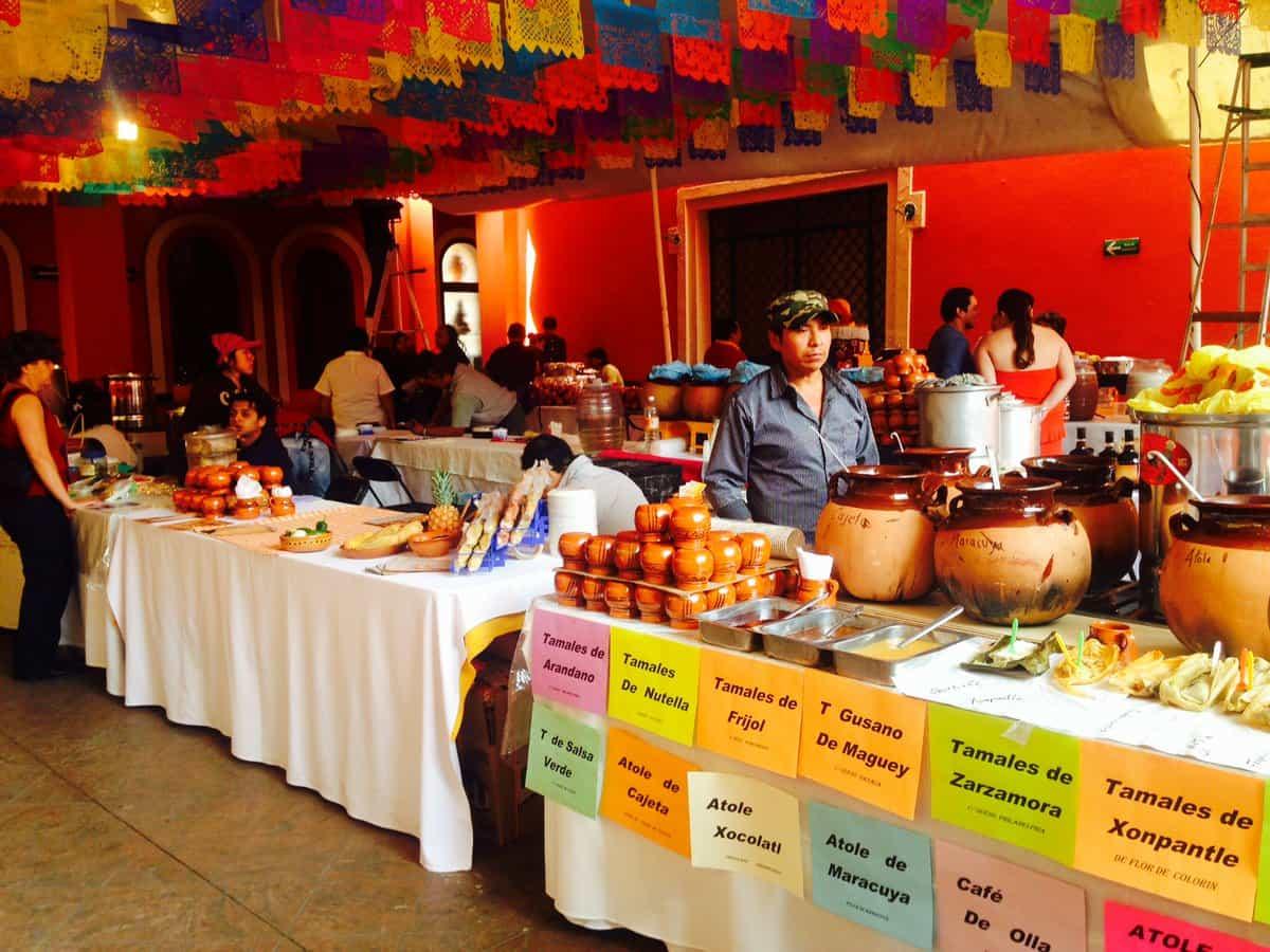 Lánzate este Fin de Semana a  la Primera Feria del Tamal y Atole en Neza
