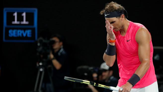 Rafa Nadal es eliminado del Open de Australia por Dominic Thiem