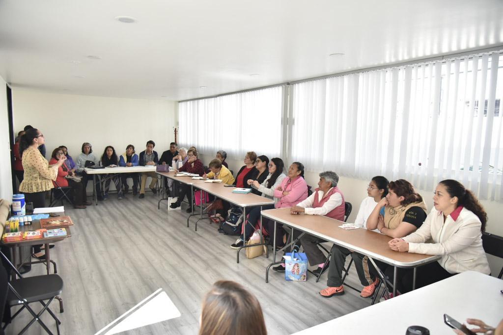 Imparte la UAS taller de Arteterapia para mejorar relaciones interpersonales