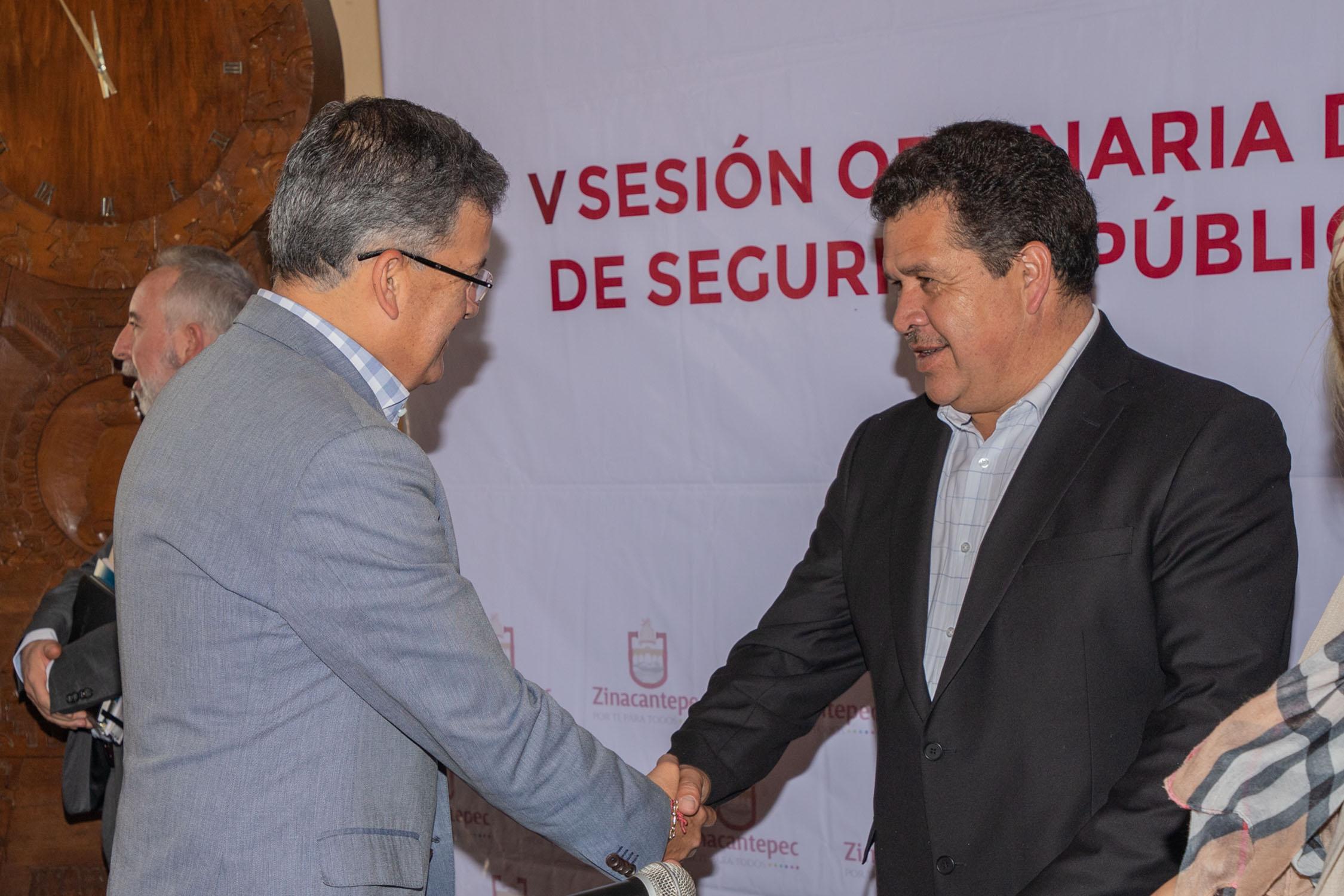 Zinacantepec trabajará en la creación de una franja intermunicipal