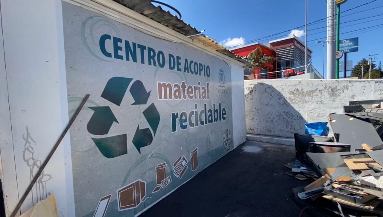 Continúa en Toluca pre-registro para la recolección de residuos sólidos de negocios