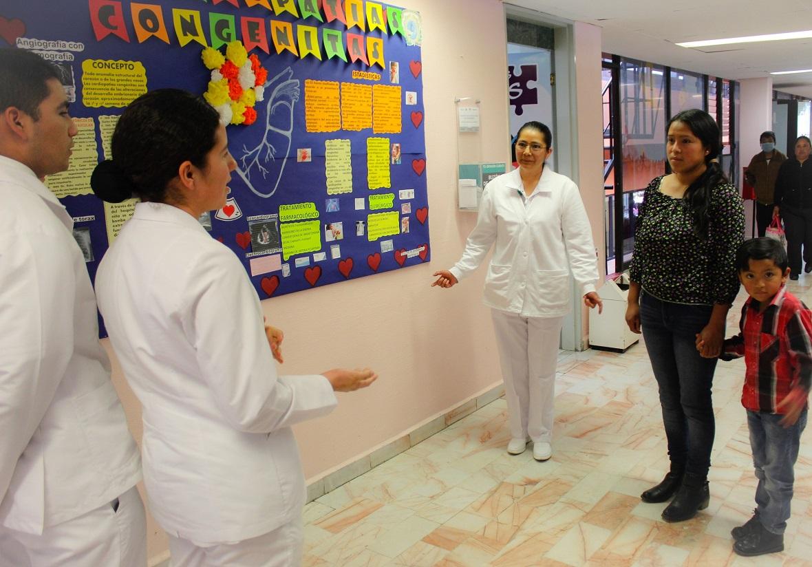 Realiza Hospital para el niño más de 60 cirugías de corazón en el último año