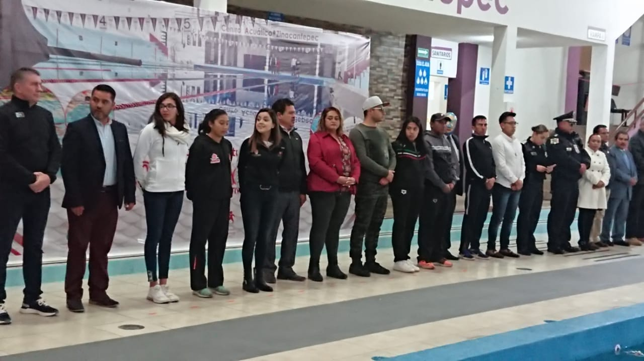 Centro Acuático de Zinacantepec vuelve abrir sus puertas
