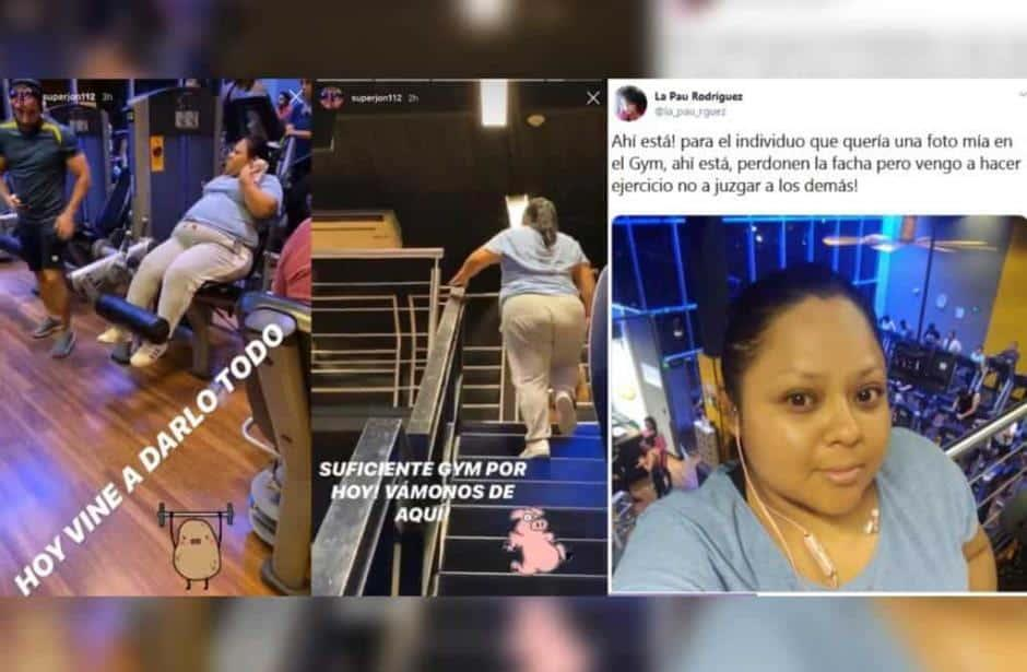 Cliente se burla de mujer en gym reconocido; le cancelan su membresía