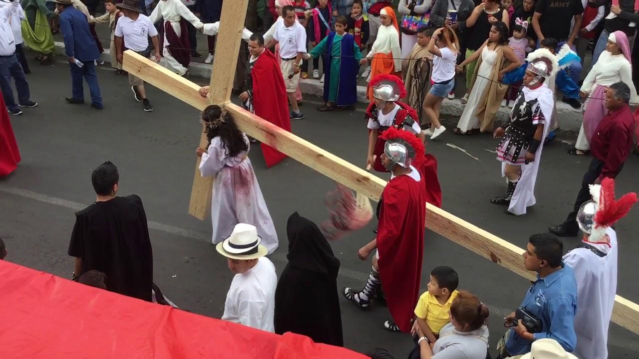 Huixquilucan suspende procesiones de Semana Santa