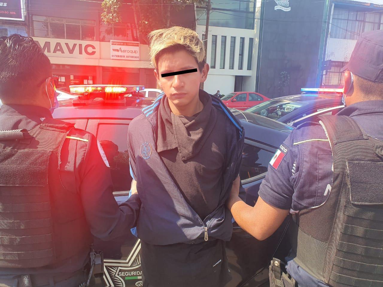 Detienen al responsable de un robo a repartidor de Bimbo