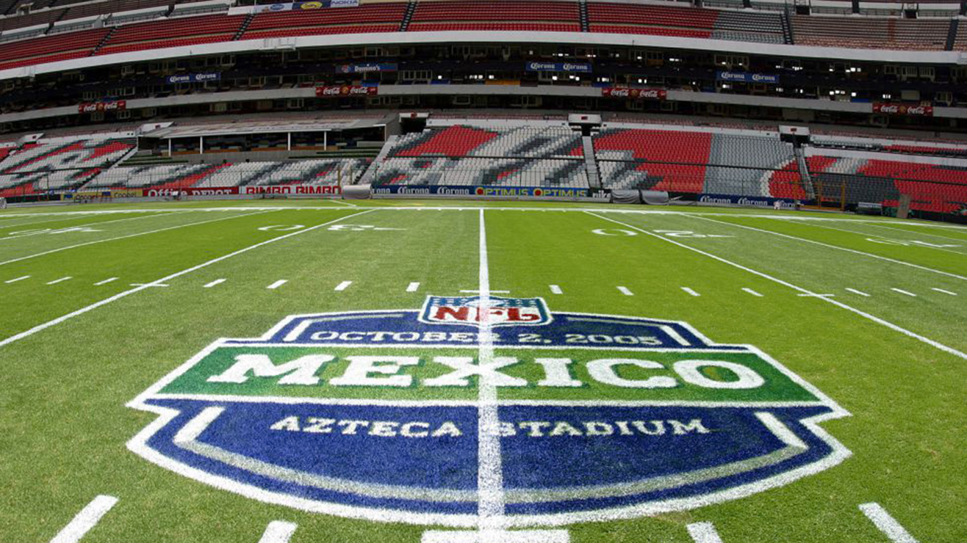 Cancelan juego de la NFL en México este 2020 por COVID-19