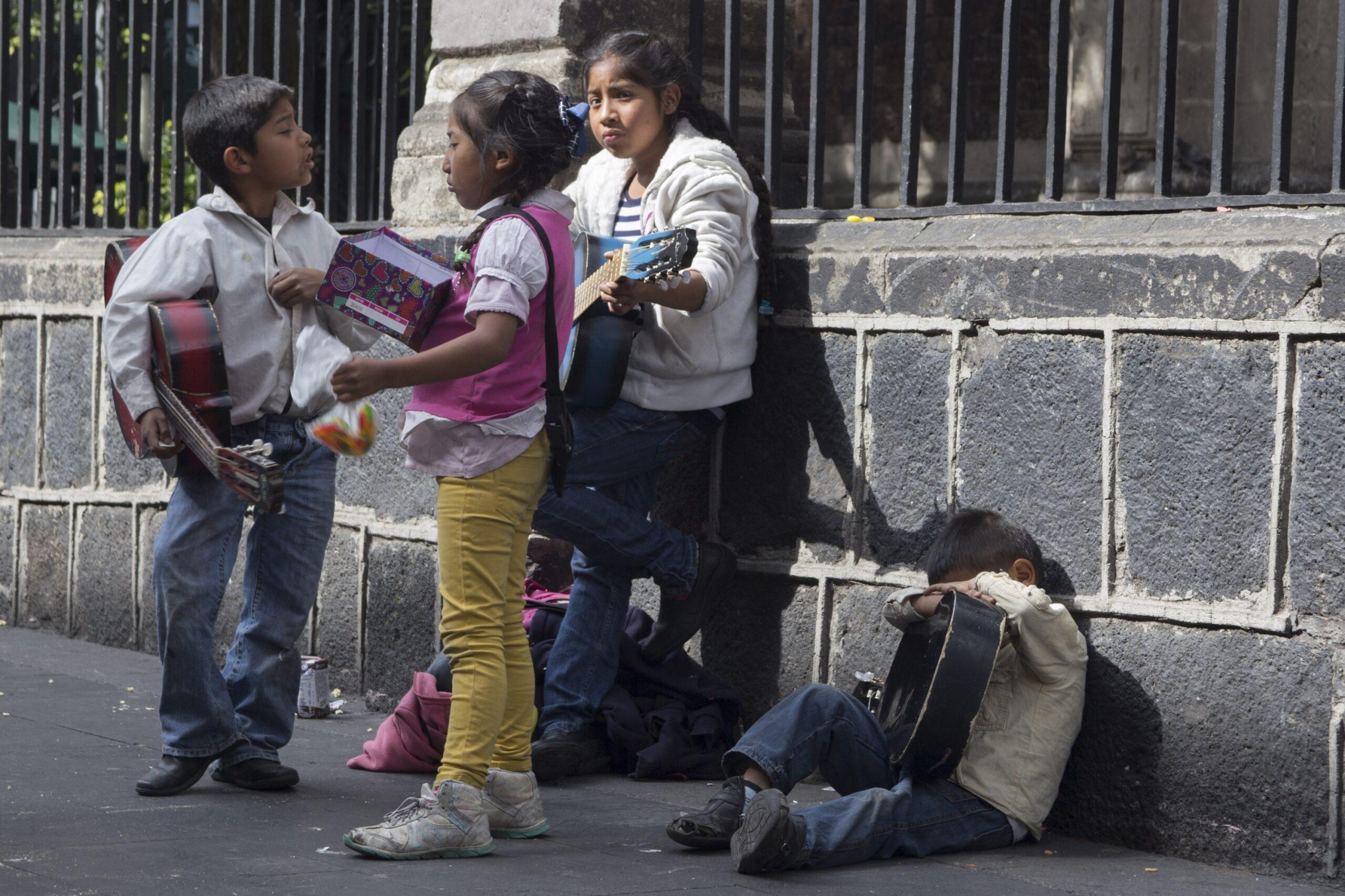 DIFEM da protección a infantes en situación