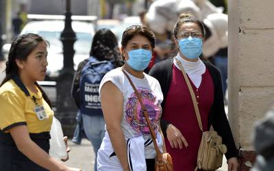 Mil 636 mexiquenses han muerto por COVID-19
