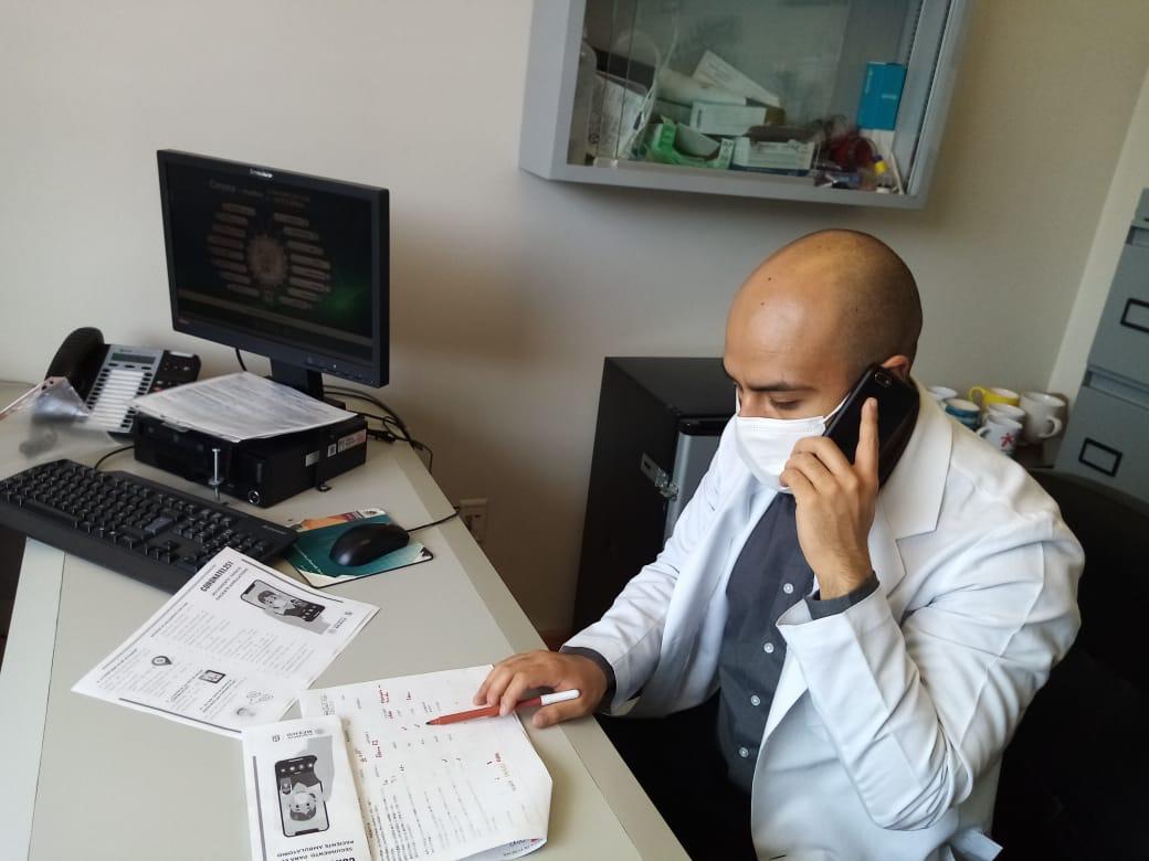 El Hospital General Regional 251 implementa estrategia de seguimiento para pacientes egresados por covid-19