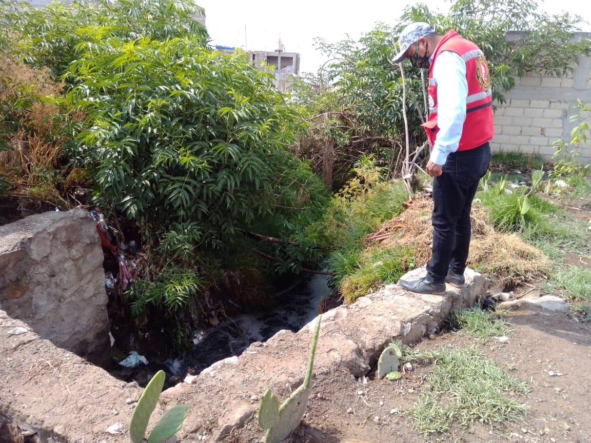 Ante temporada de lluvias, Toluca pone en marcha Operativo Neptuno