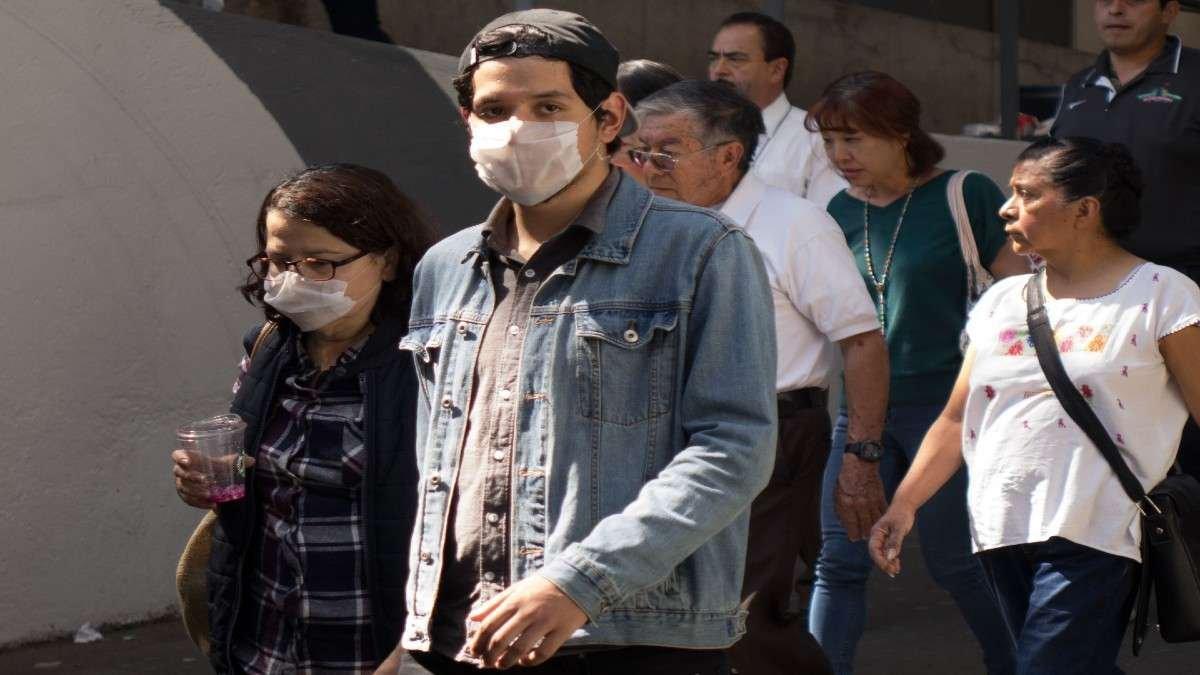 México registra nuevo récord de contagios: 6,995 en un día