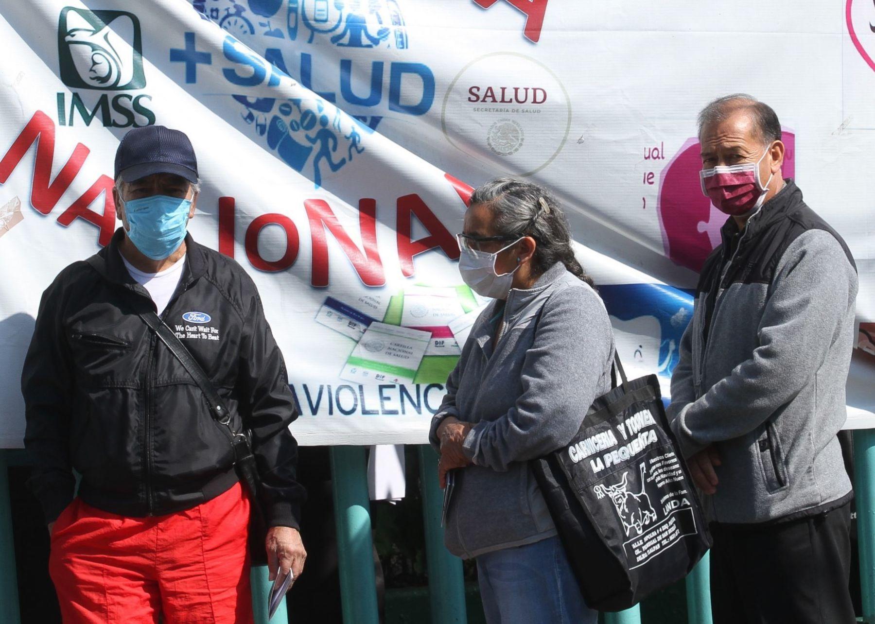 OMS advierte que 'México vive el momento más peligroso de la pandemia'