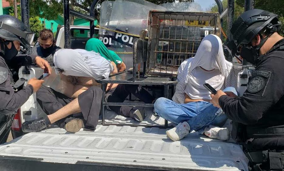 Detiene a tres por robo y asesinato en Atizapán de Zaragoza