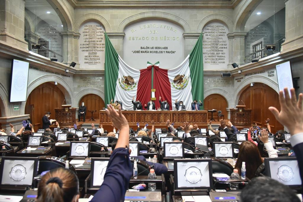Aprueba Legislatura de acuerdo de convocatoria para designar contralor de la UAEMÉX