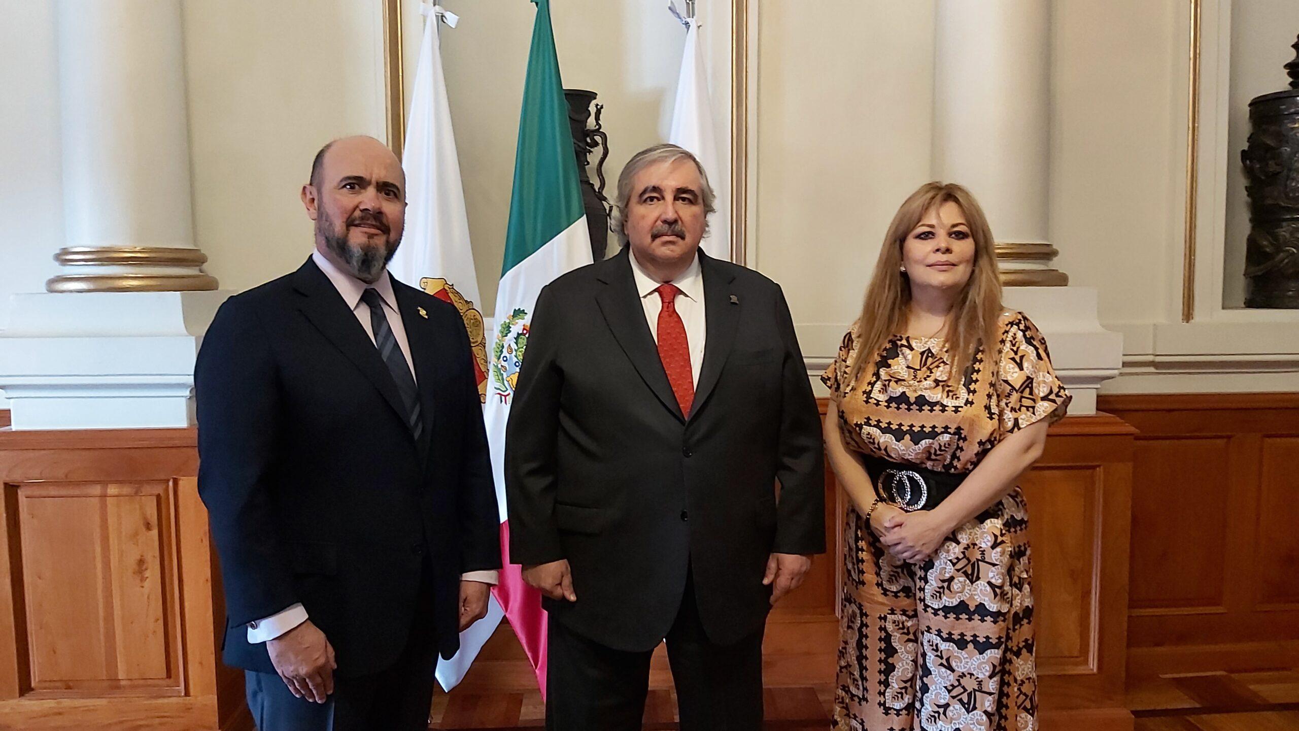 Toma protesta nuevo director Valls Esponda del Centro Estatal de Mediación del Poder Judicial mexiquense