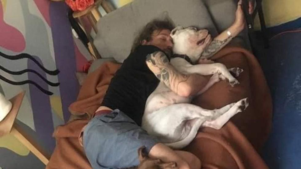 El actor Pablo Fustec muere tras intentar rescatar a su perro