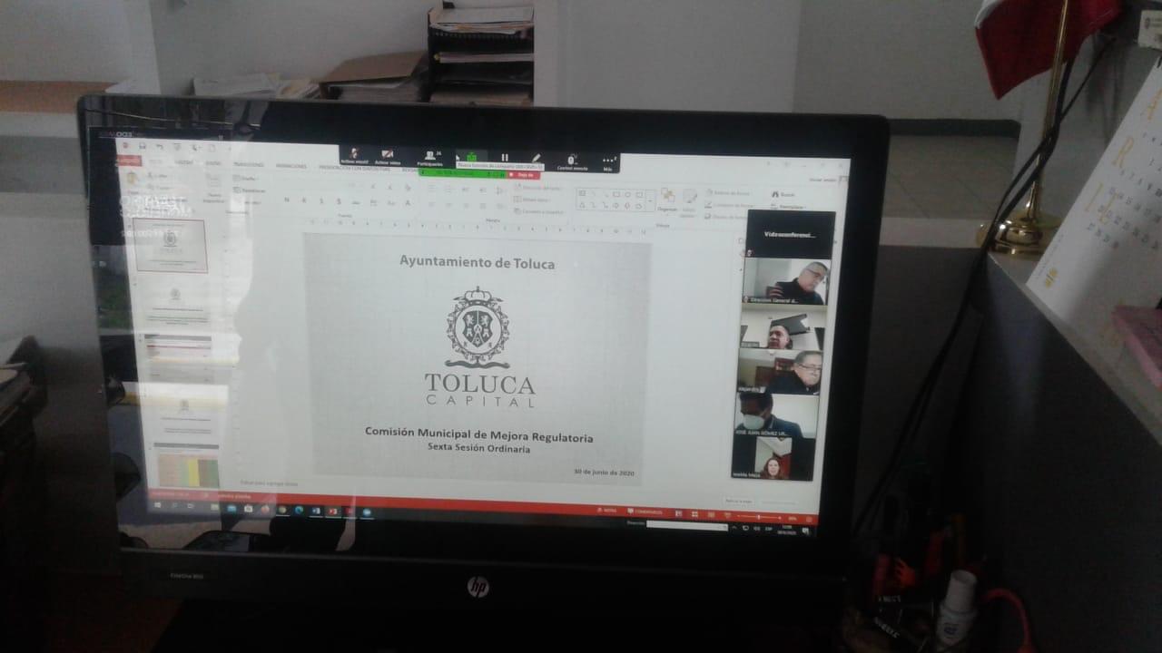 Toluca, evaluada por el Observatorio Nacional de Mejora Regulatoria