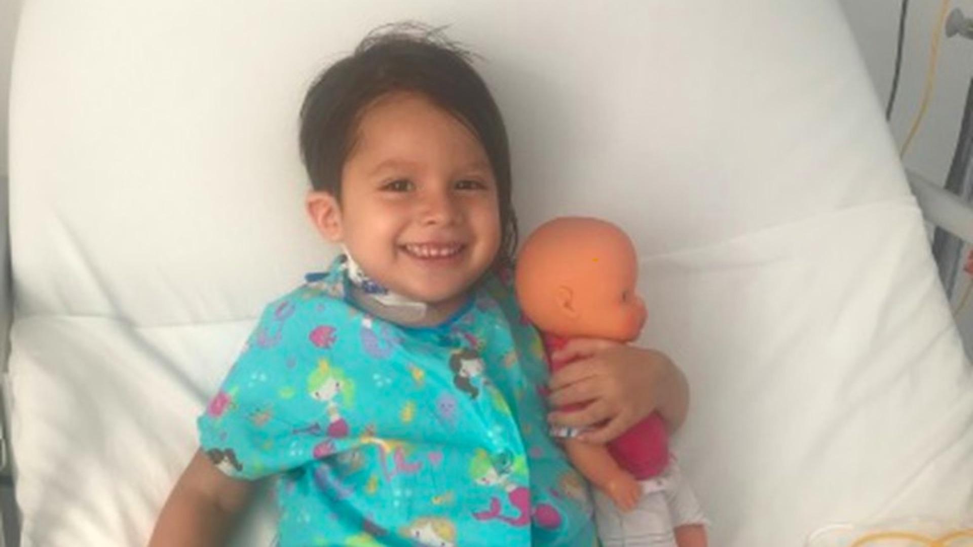 Por falta de medicamentos en México viajó a Suiza para recibir tratamiento, pero la menor murió