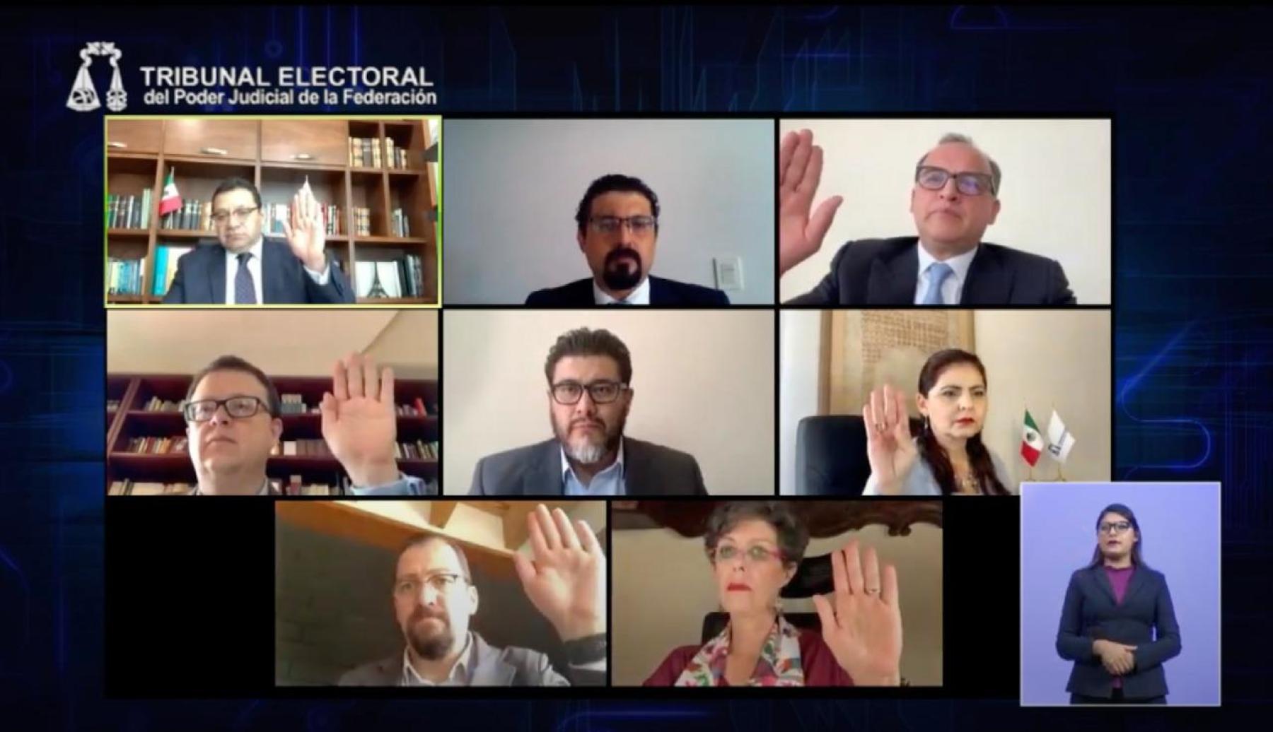 Tribunal Electoral rechazó las quejas contra proceso para elegir nuevos consejeros del INE