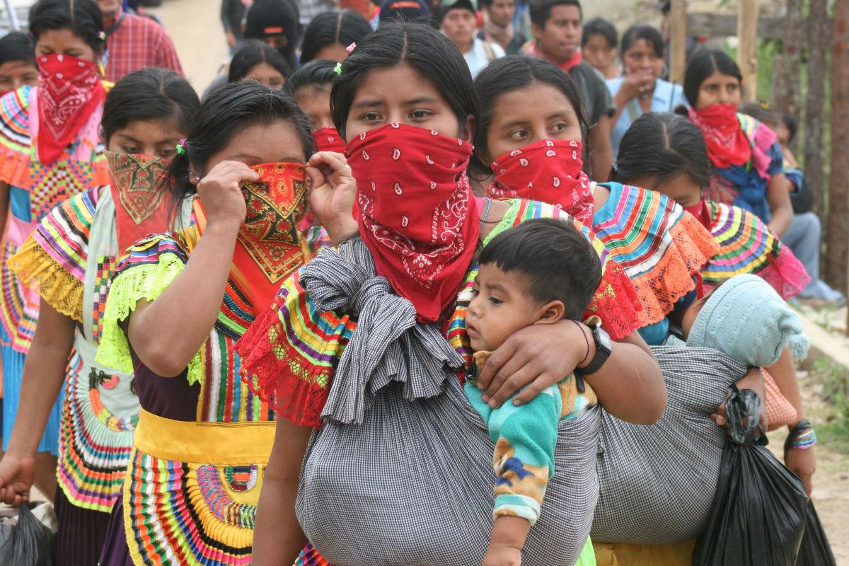 La CODHEM vigila que se cumpla el derecho a la protección de la salud de las personas indígenas