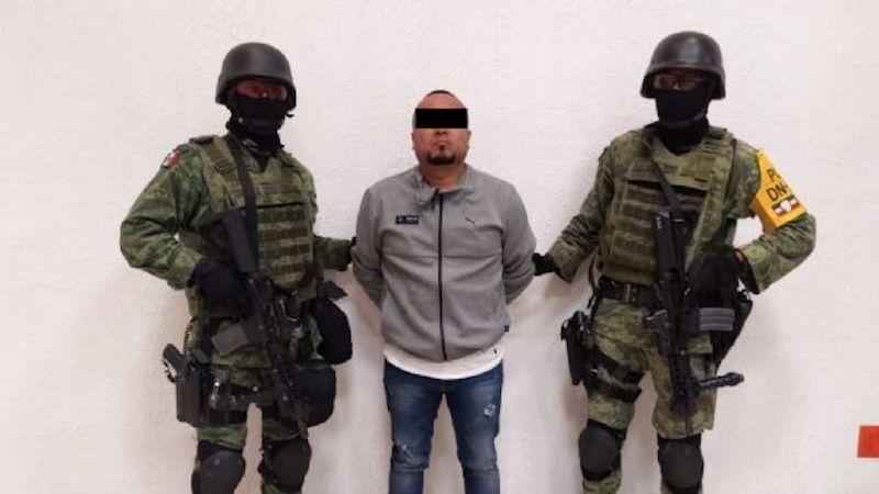 """Traslada a """"El Marro"""" al penal de Puentecillas en Guanajuato"""