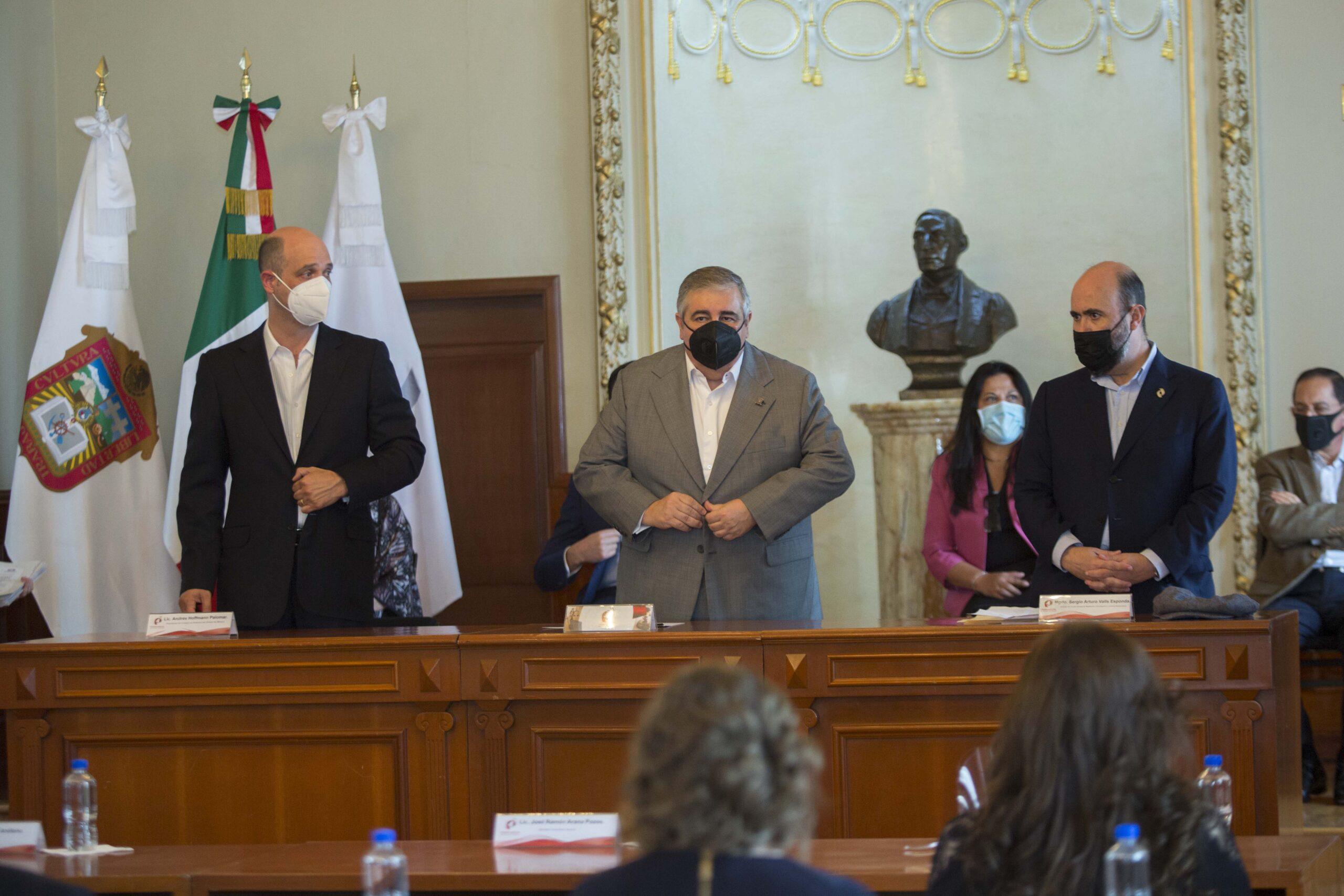 PJEDOMEX autoriza a notarios Como mediadores privados