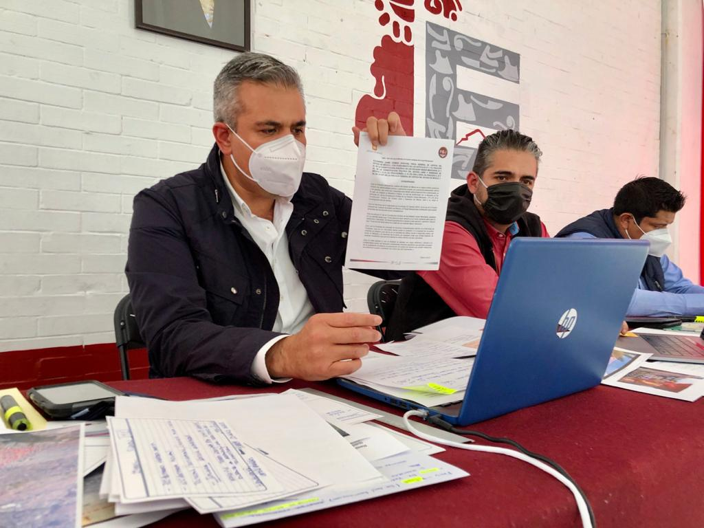 Cabildo de Ecatepec se pronuncia en contra la iniciativa de dividir el municipio