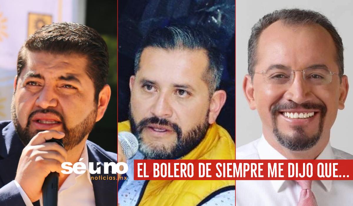 #ElBoleroDeSiempreMeDijoQue… El PRD por fin dio señales de vida