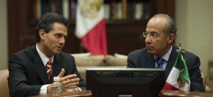 Deben ser llamados a declarar Peña y Calderón dice AMLO, tras denuncia de Lozoya