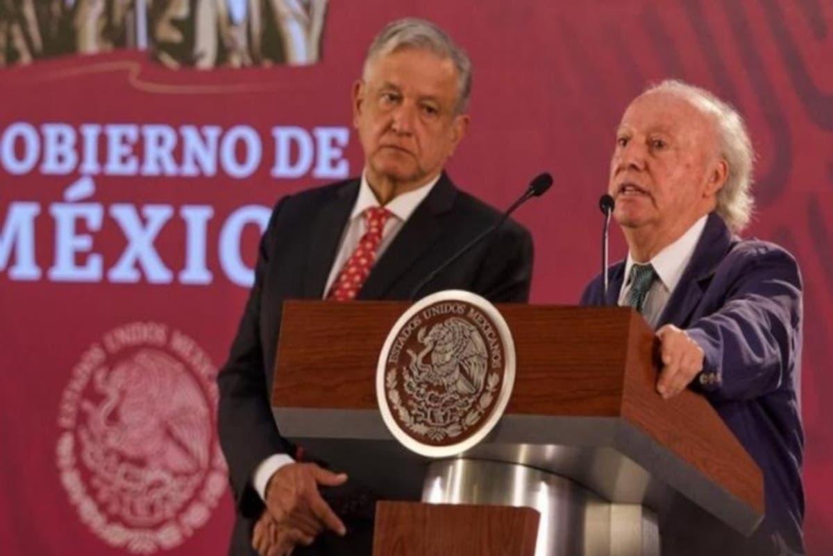 Víctor Manuel Toledo dejará la Secretaría de Medio Ambiente