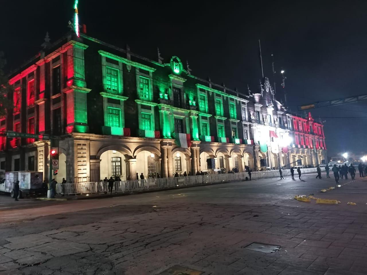 Así fue el Grito de Independencia en Toluca