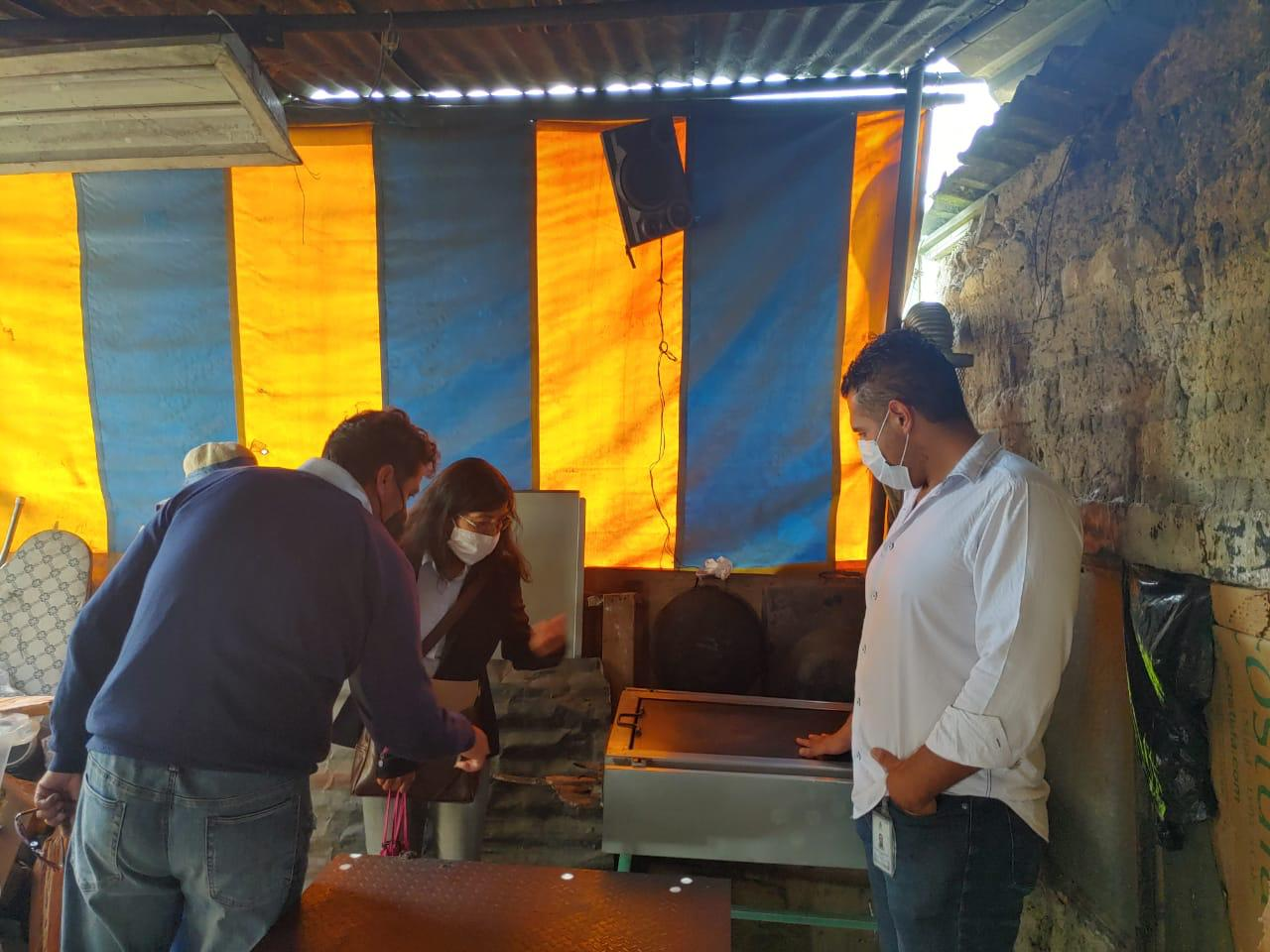 Cabildo de Toluca verifica entrega de apoyos en comunidades