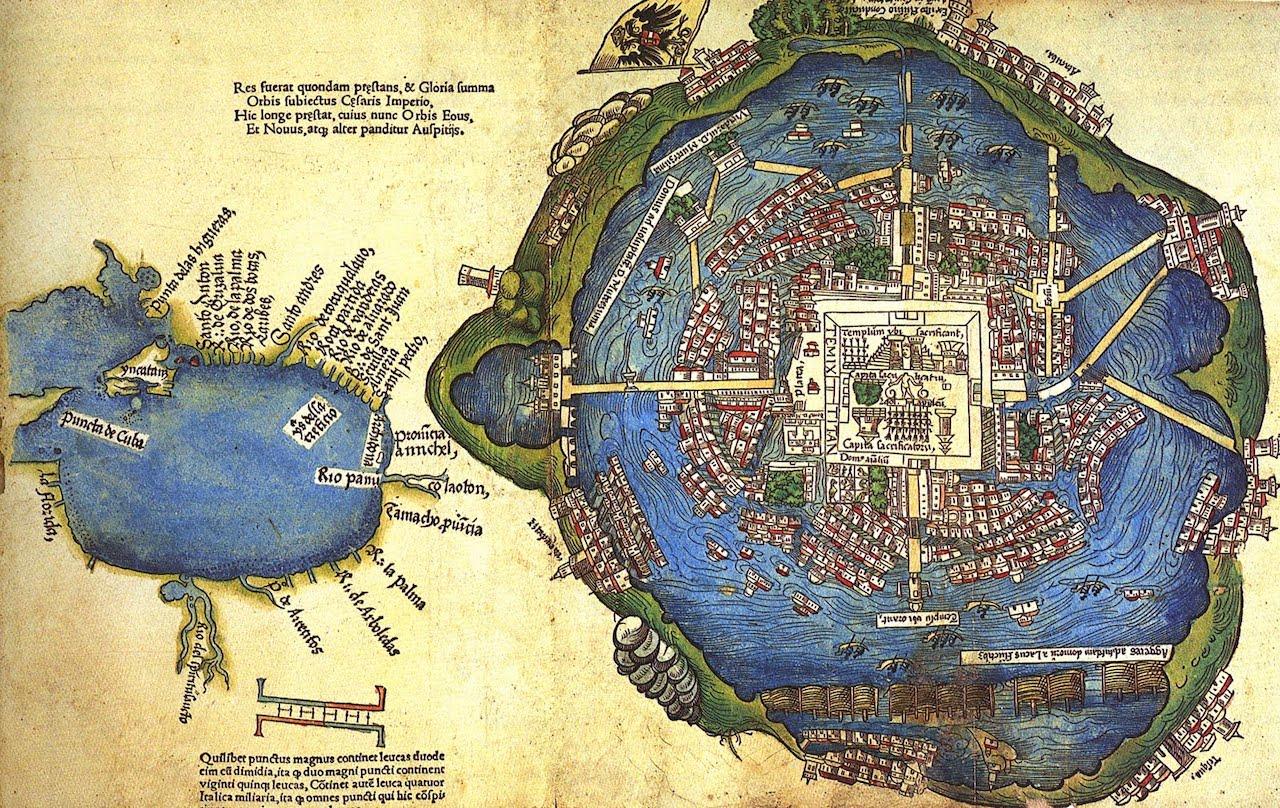 Presentan plan para conmemorar en 2021 los 700 años de México-Tenochtitlán