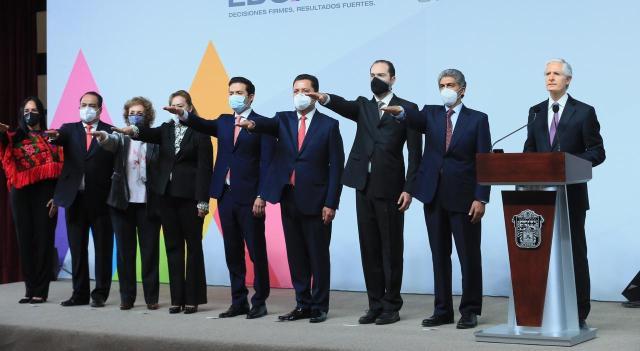 Ayer en el pleno del Congreso Local, aprobaron una reforma para la transformación y creación de nuevas secretarías en el gobierno del Estado de México