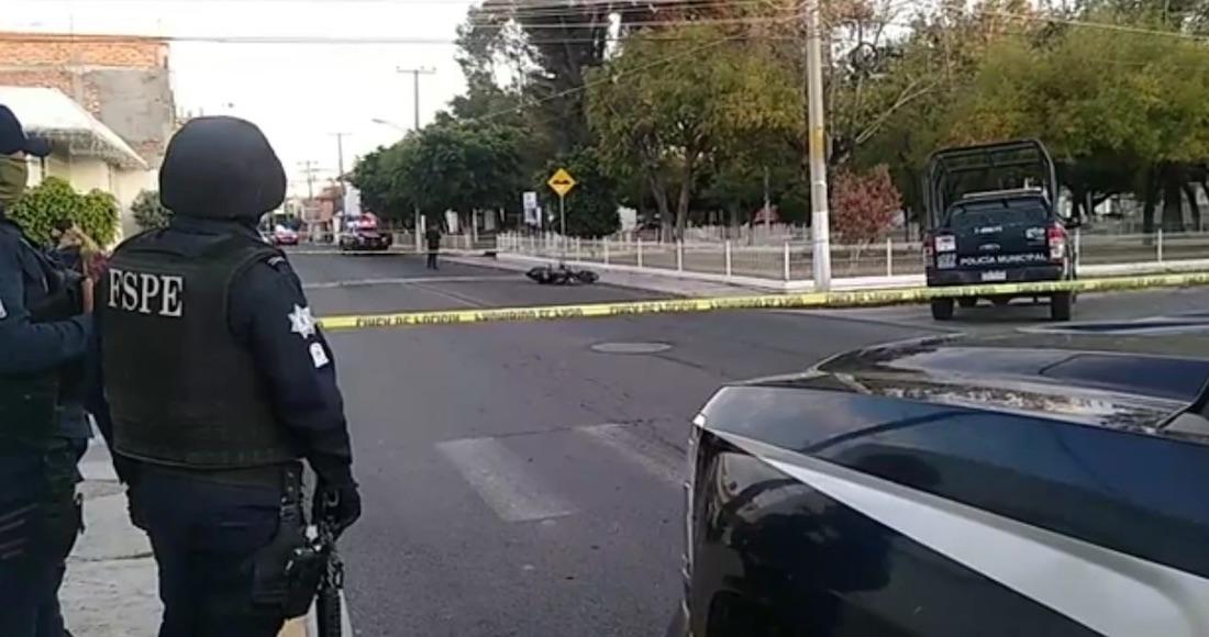 Asesinan a dos policías en Guanajuato; iban a su trabajo