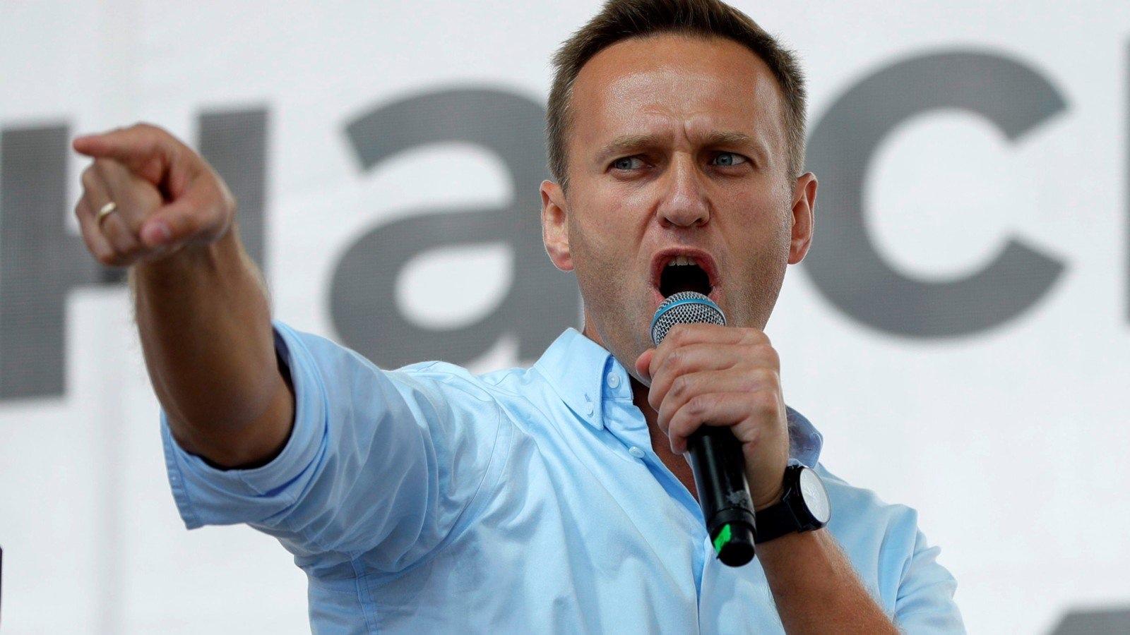 El gobierno alemán afirma que Navalny fue envenenado