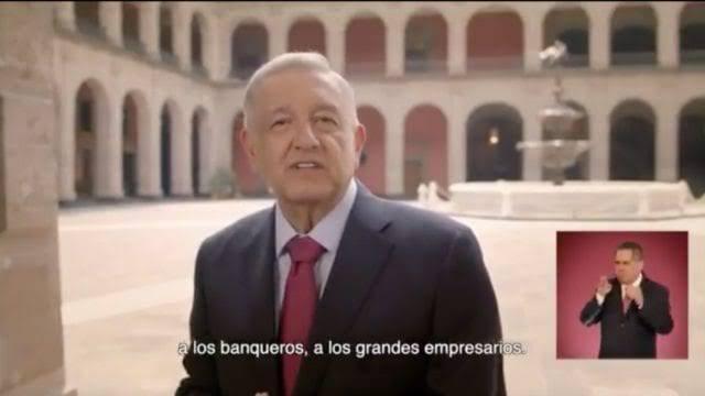 INE ordena retirar de radio y televisión spots de AMLO por Segundo Informe de Gobierno