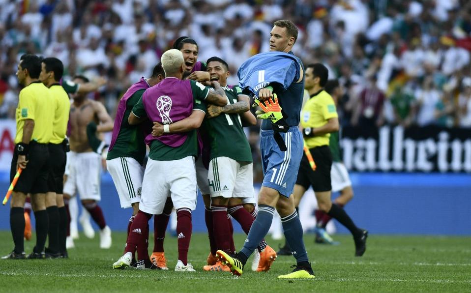 México supera a Italia y Alemania en ranking de FIFA
