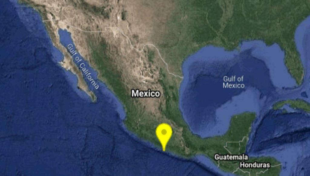 Sismos sacuden Chiapas y Guerrero durante la madrugada