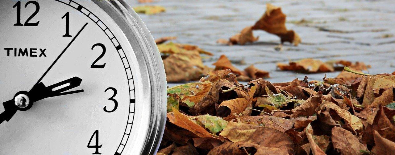¿Cuándo empieza el horario de invierno 2020?