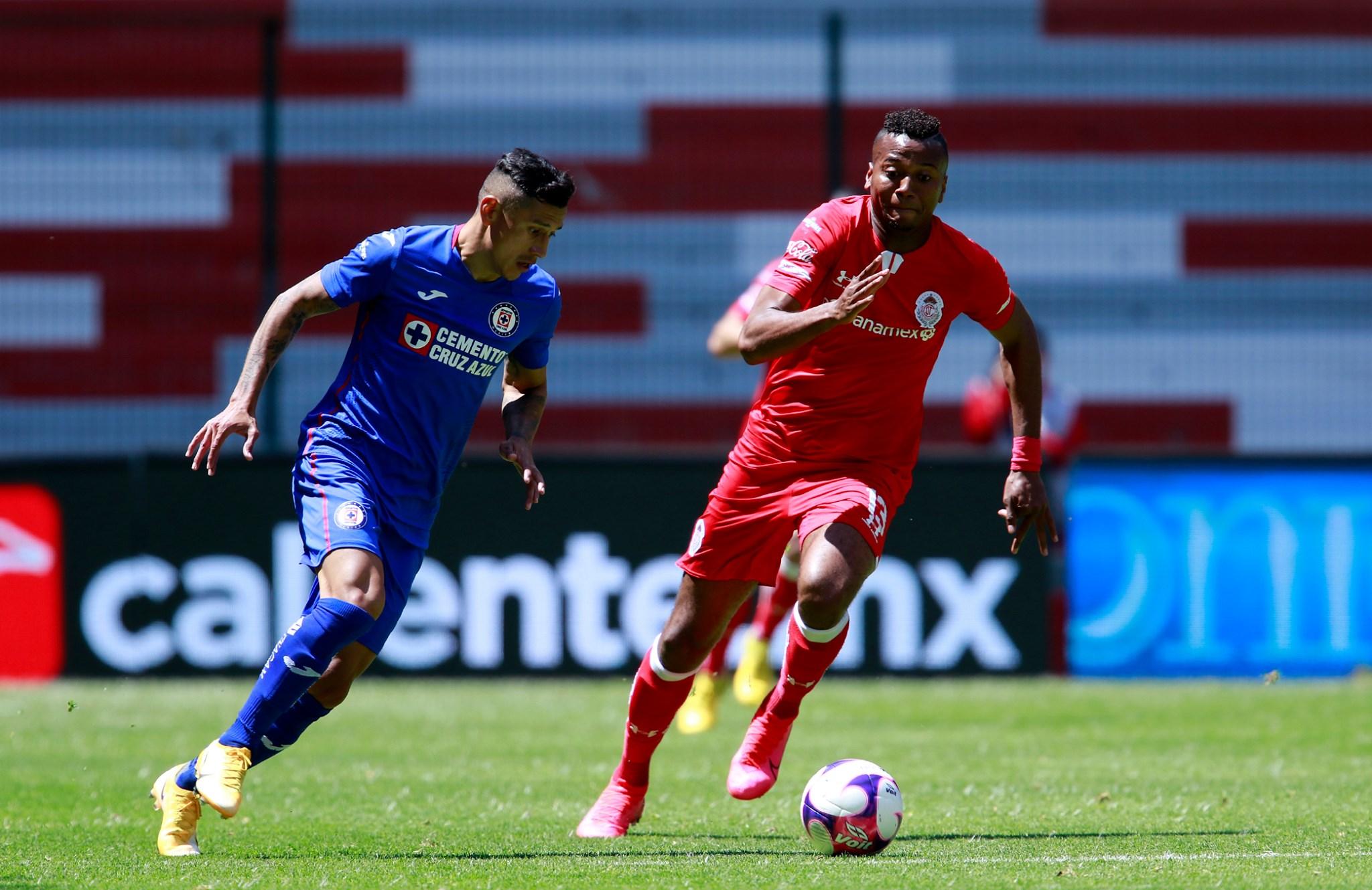 Toluca FC gana en el Nemesio Diez ante Cruz Azul