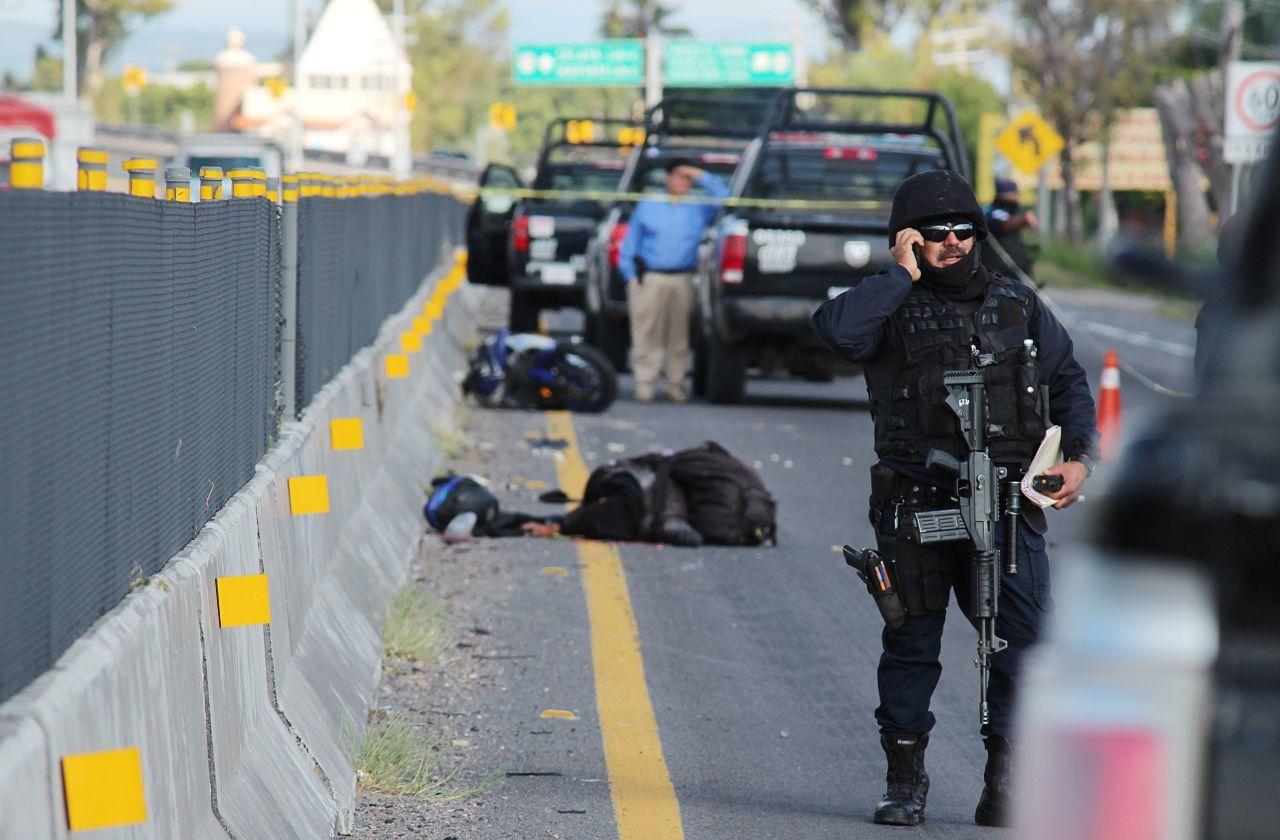 Otro fin de semana rojo en Guanajuato; se registran 40 asesinatos