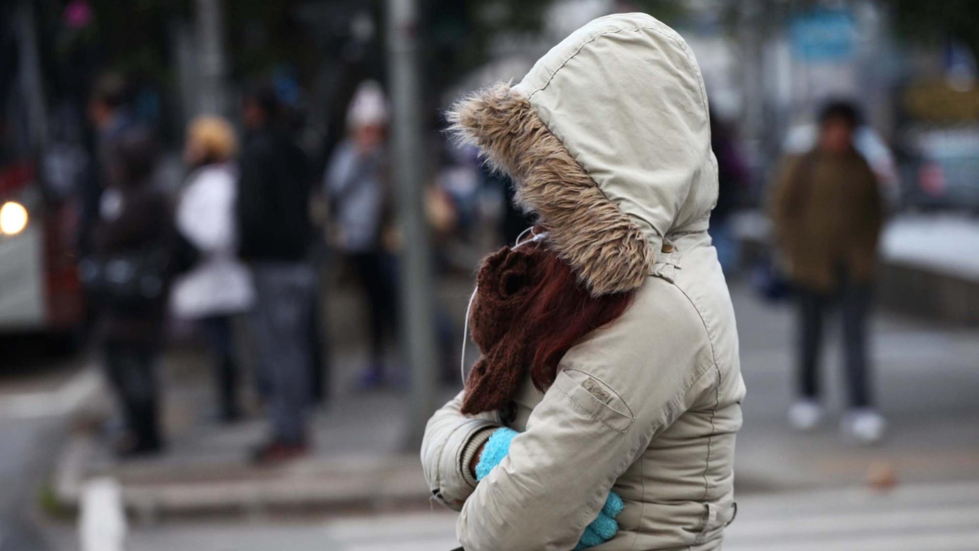 Heladas en varios estados por frente frío 17